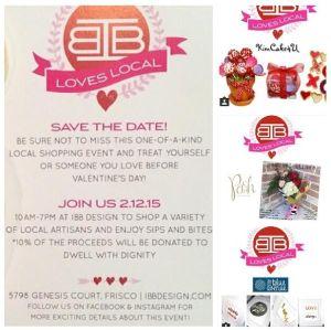 FF valentine IBB Loves local