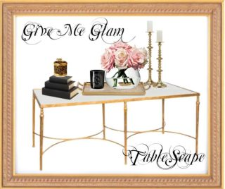Glam Tablescape TT