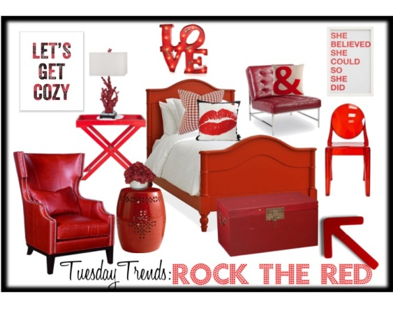 TT Rock the Red