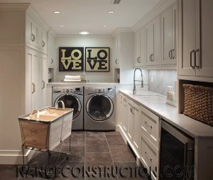 mm laundry organization Nance Construction