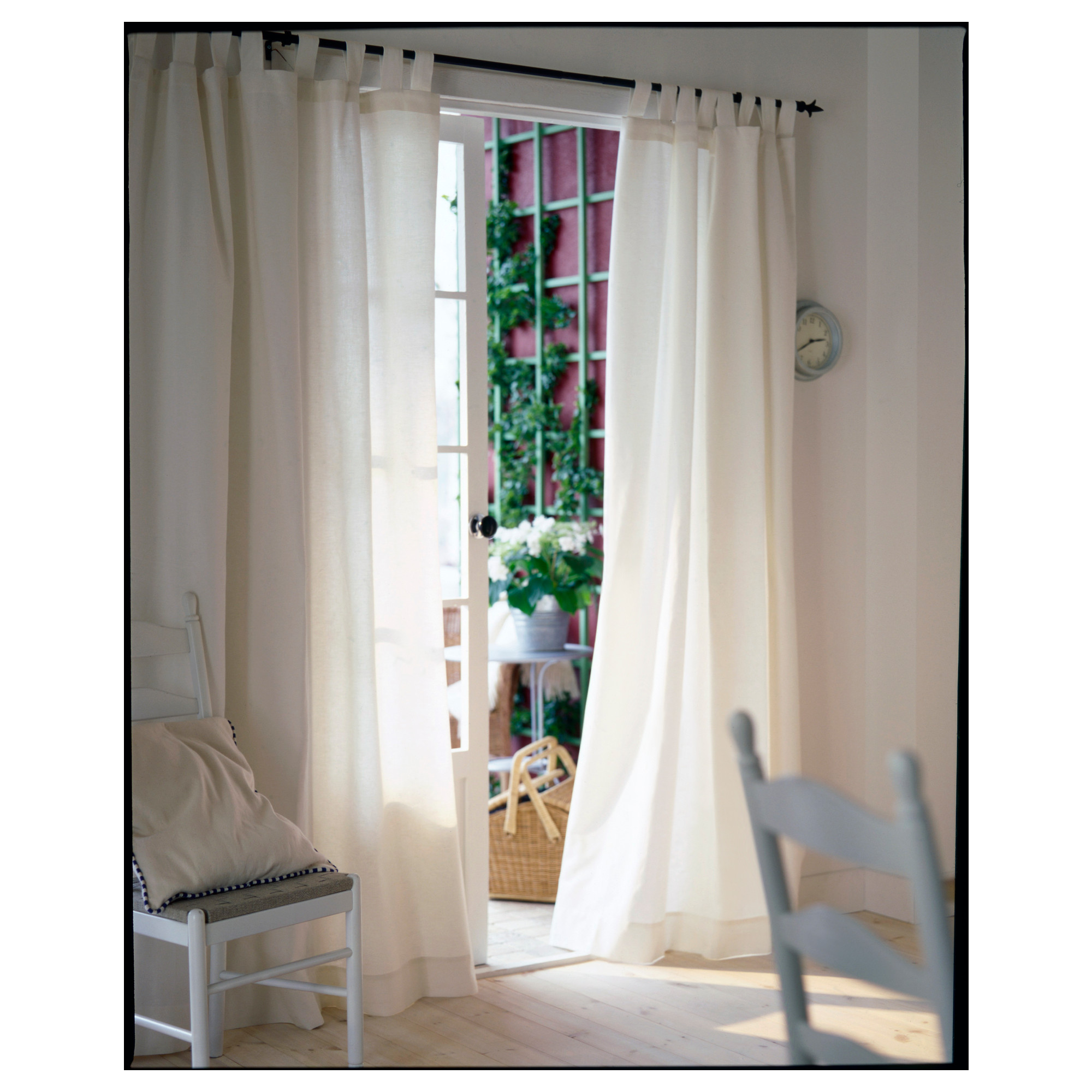 Ritz august for Ikea outdoor curtains